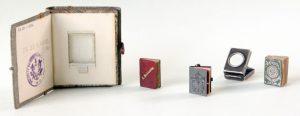 Trzy druki miniaturowe ze zbiorów XIX w. BUW-u