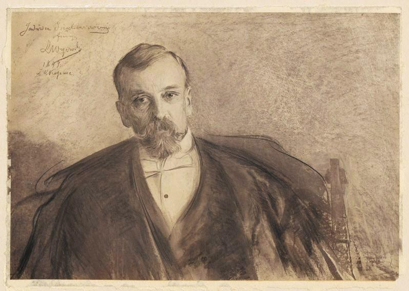 Rys. Leon Wyczółkowski, zbiory Muzeum Narodowego w Warszawie